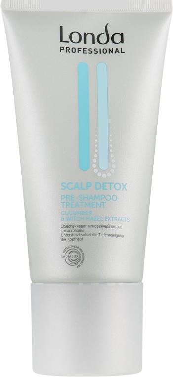 Очищающая эмульсия для кожи головы - Londa Scalp Detox Pre-Shampoo Treatment
