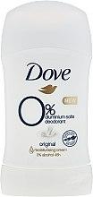 Духи, Парфюмерия, косметика Дезодорант-стик - Dove Original 0% Aluminium Salts Deodorant