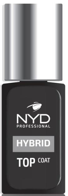 Профессиональный гибридный закрепитель - NYD Professional Hybrid Top Coat
