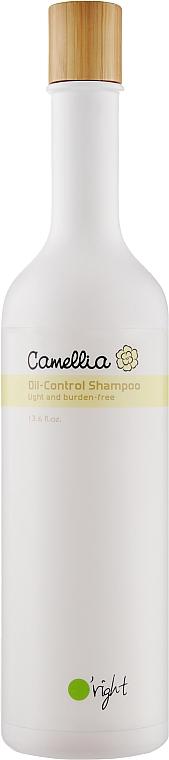 "Шампунь ""Камелия"" - O'right Camellia Oil-Control Shampoo"