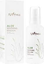Парфумерія, косметика Заспокійливий лосьйон з екстрактом алое - Isntree Aloe Soothing Emulsion