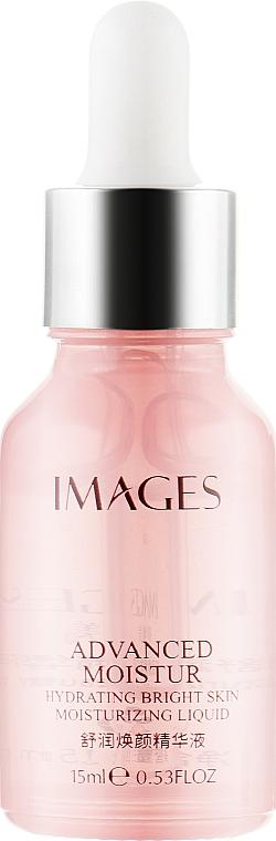 Увлажняющая сыворотка для лица с гиалуроновой кислотой - Images Moisturizing Beauty Liquid