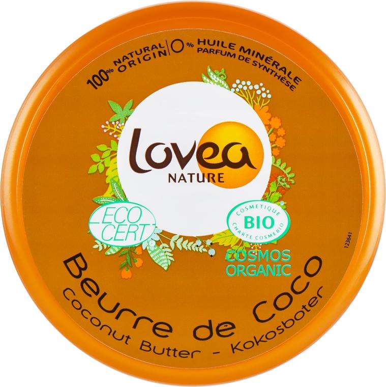 Масло для тела с кокосовым маслом - Lovea Nutritive Bodybutter Coconut