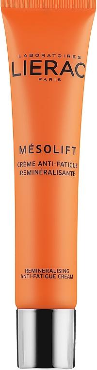 Ревитализуючий крем против признаков усталости - Lierac Mesolift