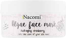 "Духи, Парфюмерия, косметика Альгинатная маска для лица ""Клюква"" - Nacomi Professional Face Mask"