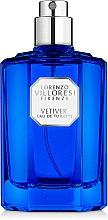 Духи, Парфюмерия, косметика Lorenzo Villoresi Vetiver - Туалетная вода (тестер без крышечки)