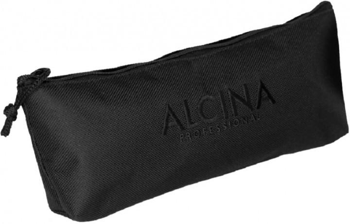 Косметичка на молнии, черная - Alcina Empty Cosmetic Case