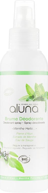 "Дезодорант-спрей ""Мята"" - OSMA Aluna Deodorant Spray"