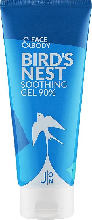 """Гель универсальный """"Ласточка"""" - J:ON Face & Body Bird's Nest Soothing Gel 90%"""