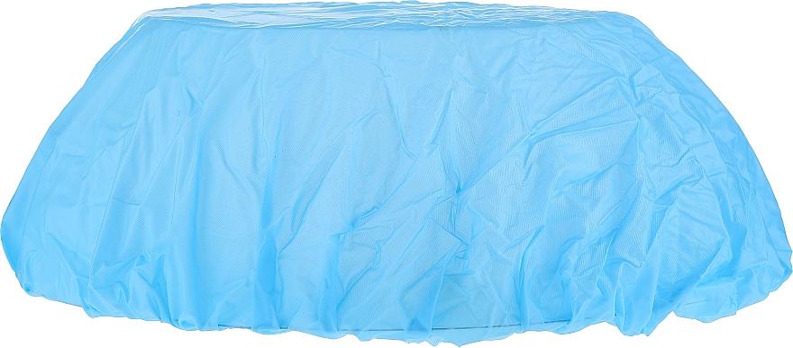 Шапочка для душа 30499, голубая - Top Choice