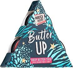 Духи, Парфюмерия, косметика Набор - Dirty Works Butter Up (b/butter/3x50ml)