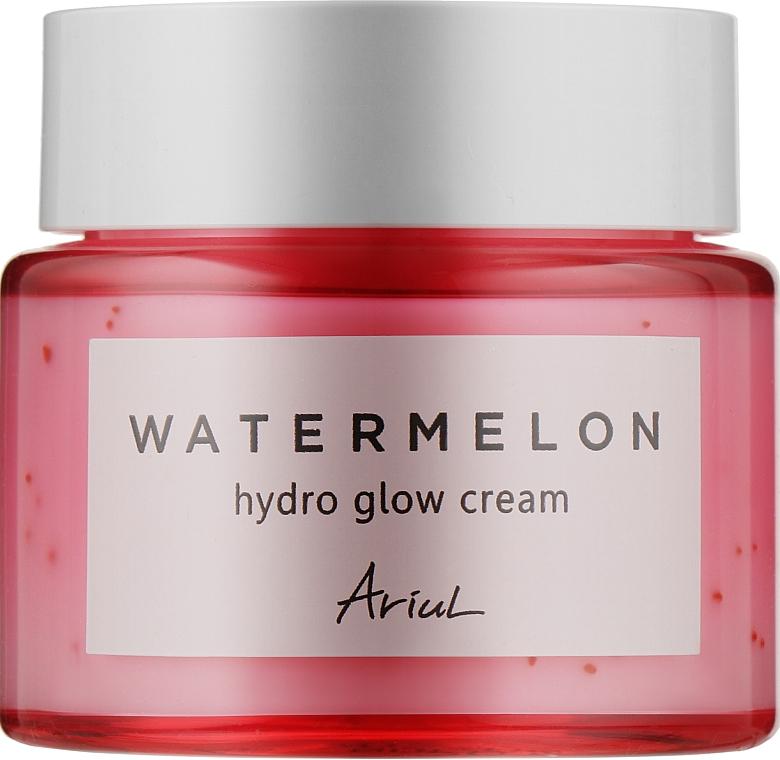 Увлажняющий крем для лица с ароматом арбуза - Ariul Watermelon Hydro Glow Cream