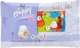 Духи, Парфюмерия, косметика Влажные салфетки c витамином Е - Bella Baby Happy Vit E & Allantoin