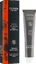 Духи, Парфюмерия, косметика Крем для бритья - Cliven For Men Shaving Cream
