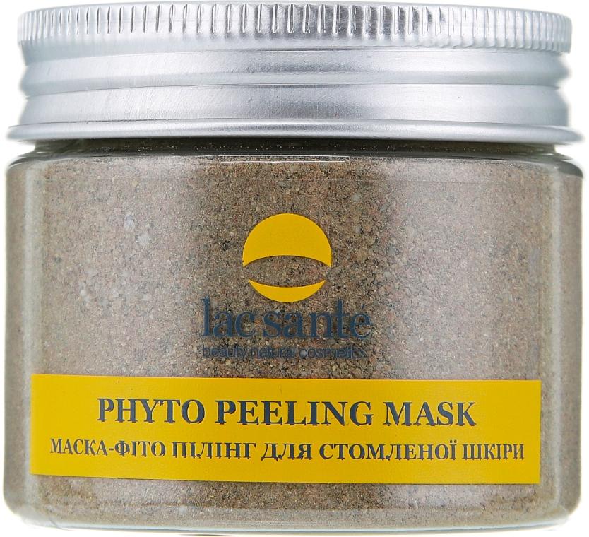 Маска-фитопилинг для уставшей кожи лица - Lac Sante Phyto Peeling Mask