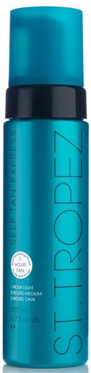 Мусс-автозагар для тела - St.Tropez Self Tan Express Advanced Bronzing Mousse