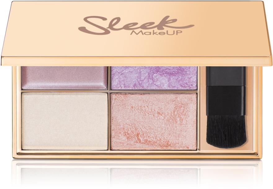 Палетка хайлайтеров - Sleek MakeUP Highlighting Palette