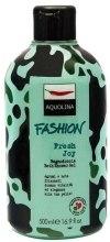 Духи, Парфюмерия, косметика Гель для душа - Aquolina Fashion Bath Shower Gel Fresh Joy