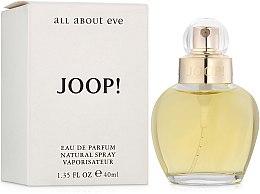 Духи, Парфюмерия, косметика Joop! All About Eve - Парфюмированная вода (тестер с крышечкой)