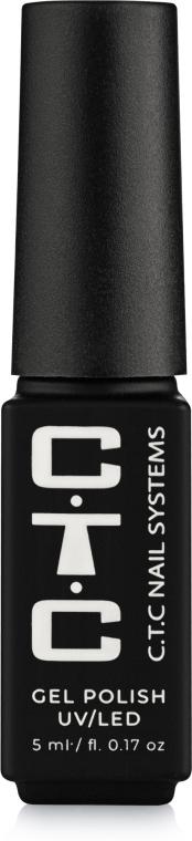"Гель-лак для ногтей ""Блеск"", 5 мл - C.T.C Nail Systems Gel Polish"