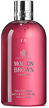Molton Brown Fiery Pink Pepper - Гель для ванны и душа