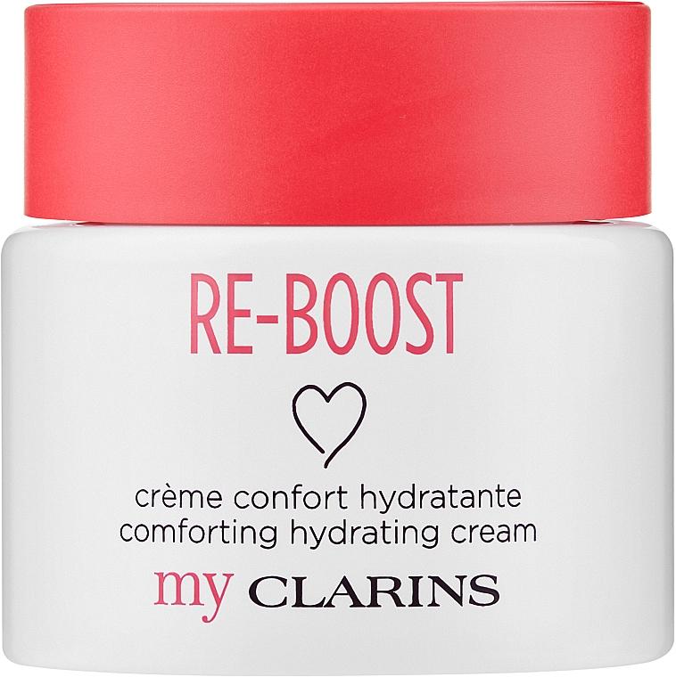 Увлажняющий крем для лица - Clarins My Clarins Re-Boost Comforting Hydrating Cream