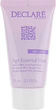 Набор, фиолетовый - Declare Age Control Age Essential (mask/75ml+cr/50ml+eye/cr/15ml+bag) — фото N3