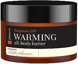 Духи, Парфюмерия, косметика Масло для тела - Phenome Tangerine SPA Warming All-Body Butter