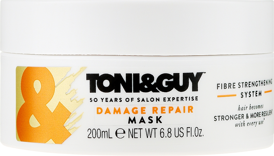 Маска для волос - Toni&Guy Damage Repair Mask