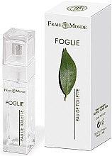 Духи, Парфюмерия, косметика Frais Monde Foglie - Туалетная вода