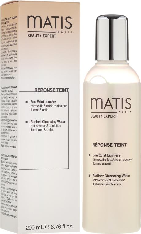Мицеллярная вода - Matis Paris Reponse Teint Radiant Cleansing Water