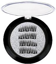 Духи, Парфюмерия, косметика Ресницы накладные с тремя магнитами - Divia Di945 KS02