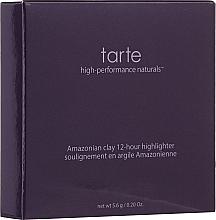 Духи, Парфюмерия, косметика Хайлайтер - Tarte Cosmetics Amazonian Clay 12-hour Highlighter