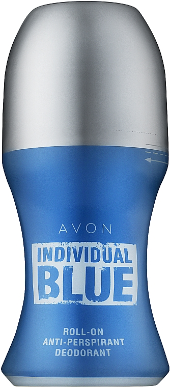 Avon Individual Blue For Him - Дезодорант-антиперспирант с шариковым аппликатором