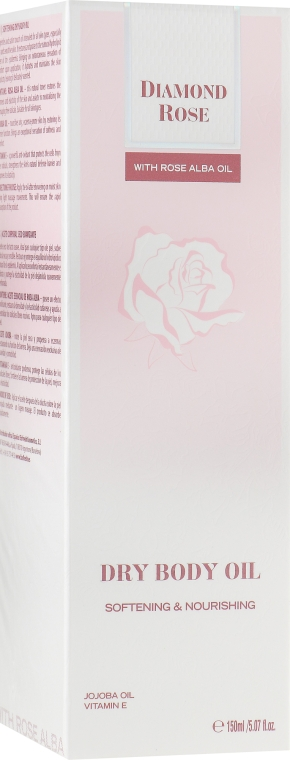 Сухое масло для тела - BioFresh Diamond Rose Dry Body Oil