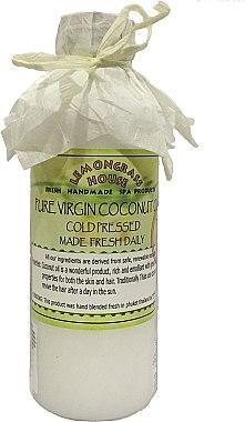 """Чистое масло """"Кокоса холодного отжима"""" - Lemongrass House Pure Virging Coconut Oil"""