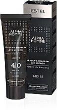 Парфумерія, косметика Фарба-камуфляж для бороди - Estel Professional Alpha Homme Beard Color