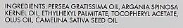 Антивозрастной восстанавливающий концентрат для лица с аргановой сывороткой - Venus Argan Serum — фото N4