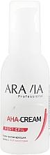 Парфумерія, косметика Крем проти вростання волосся з АНА кислотами - Aravia Professional Aha Cream Post Epil