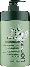 Духи, Парфюмерия, косметика Маска для волос, освежающая - Daeng Gi Meo Ri Naturalon Tea Tree Cool Hair Pack