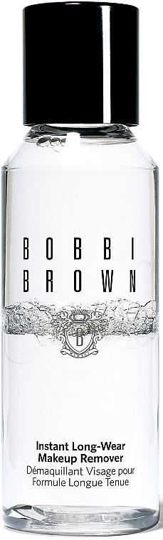 Средство для удаления водостойкого макияжа - Bobbi Brown Instant Long Wear Makeup Remover
