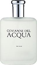 Духи, Парфюмерия, косметика Jean Marc Covanni Del Acqua - Туалетная вода