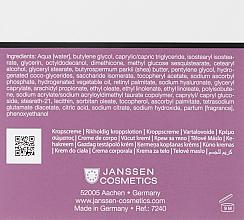 Насичений крем з вітамінами А, С, Е для тіла  - Janssen Cosmetics Vitaforce ACE Body Cream — фото N3