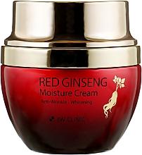 Духи, Парфюмерия, косметика Крем для лица с экстрактом красного женьшеня - 3W Clinic Red Ginseng Moisture Cream