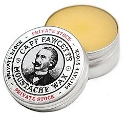 Духи, Парфюмерия, косметика Воск для усов - Captain Fawcett Private Stock Moustache Wax