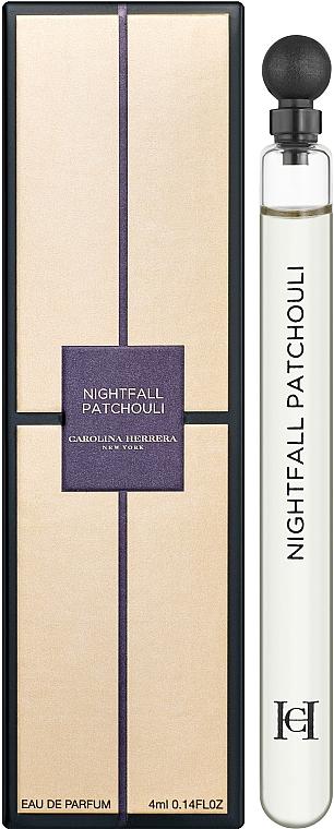 Carolina Herrera Nightfall Patchouli - Парфюмированная вода (мини)