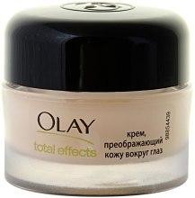 Духи, Парфюмерия, косметика Крем для кожи вокруг глаз - Olay Total Effects 7 In One Eye Cream
