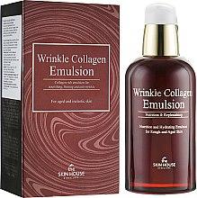 Парфумерія, косметика Живильна антивікова емульсія з колагеном - The Skin House Wrinkle Collagen Emulsion