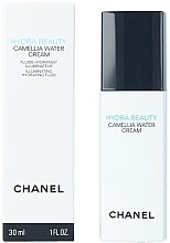 Духи, Парфюмерия, косметика Увлажняющий крем-флюид для лица - Chanel Hydra Beauty Camellia Water Cream (тестер)
