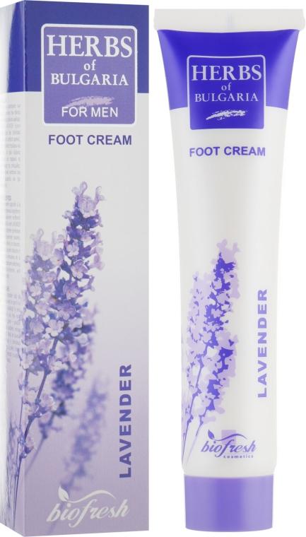 "Крем для ног ""Лаванда"" - BioFresh Lavender Foot Cream"